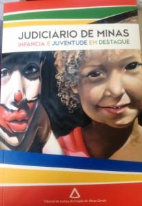 Fonte: MINAS GERAIS. Tribunal de Justiça. Coordenadoria da Infância e Juventude Judiciário de Minas: Infância e Juventude em destaque. Belo Horizonte, 2013. 136p.